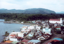 Panama - colonial town of Portobelo
