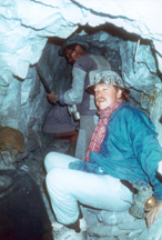 Bolivia - inside the Slave Silver Mine at Potosi